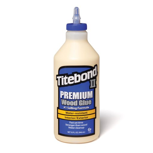 View a Larger Image of Titebond II Glue, 32 -oz