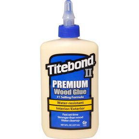 Titebond II Glue, 8oz