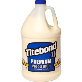 Titebond II Glue, Gallon