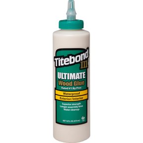 III Waterproof Glue, 16-oz