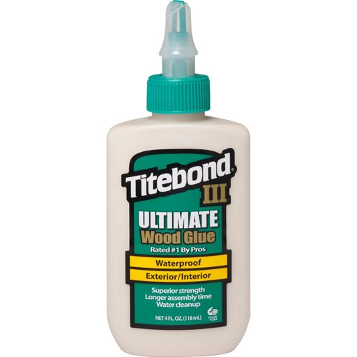 View a Larger Image of III Waterproof Glue, 4-oz