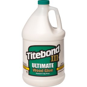 Titebond III Waterproof Glue, Gallon