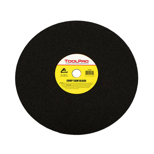 """View a Larger Image of 14"""" Abrasive Blade for Chop Saws, 14"""" x 7/64"""" x 1"""" Arbor, 10-Pack"""