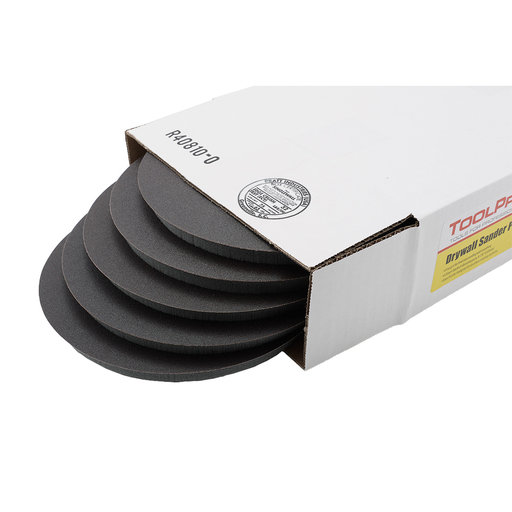 View a Larger Image of 180G Drywall Sander Pads, 5-Pack