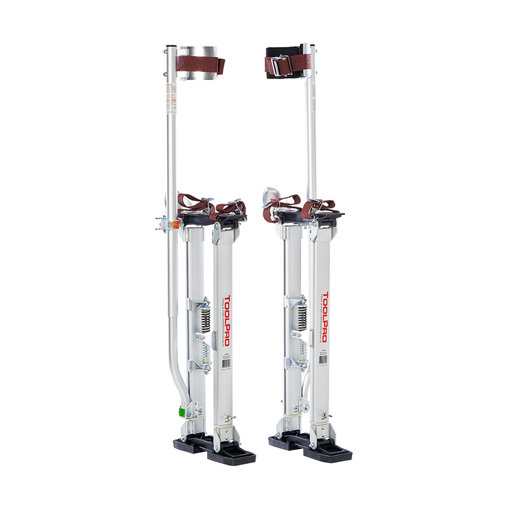 "View a Larger Image of 24"" to 40"" Aluminum Adjustable Stilts"