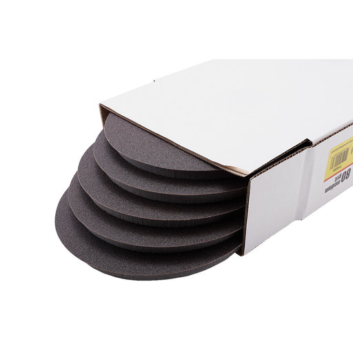 View a Larger Image of 80G Drywall Sander Pads, 5-Pack