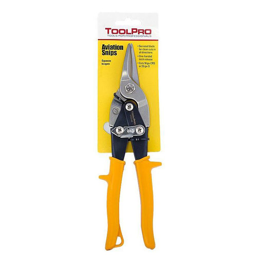 View a Larger Image of Aviation Snips, Straight Cut