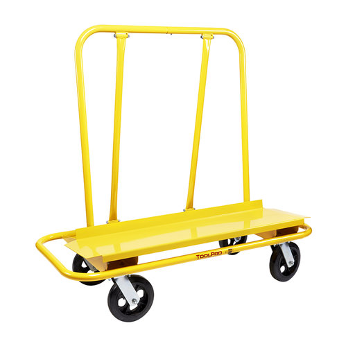 View a Larger Image of Commercial Drywall Cart, 3000 lb. Capacity