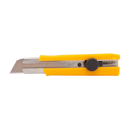"""View a Larger Image of Snap Knife with Dial-Lock, 1"""" x .7mm Thick, Heavy Duty"""