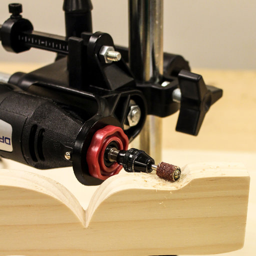 View a Larger Image of ToolStand Rotary Tool Stand