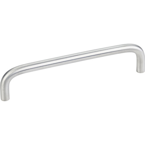 View a Larger Image of Torino Wire Pull, 128 mm C/C, Brushed Chrome