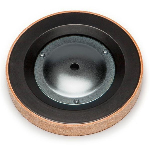 View a Larger Image of Replacement Leather Honing Wheel