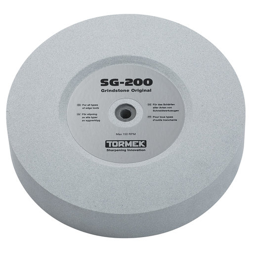 View a Larger Image of SG-200 8-Inch Grindstone for T-3 Sharpening System