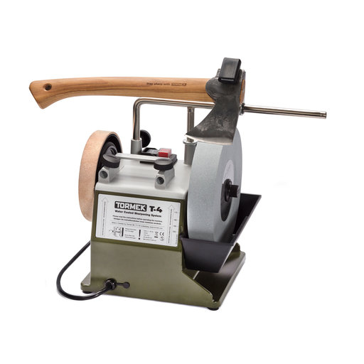 View a Larger Image of Tormek T4 Bushcraft Machine