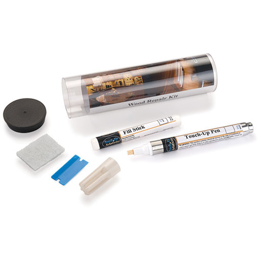 View a Larger Image of TouchUp Solutions Brown Mahogany Touch Up Kit
