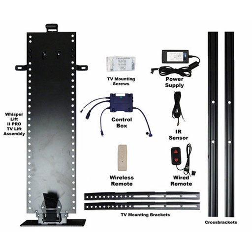 View a Larger Image of Touchstone Whisper Lift II Pro Advanced