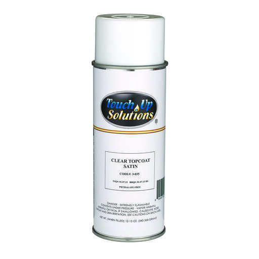 View a Larger Image of (H) TouchUP Satin Spray
