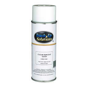 TouchUp Aerosol Clear Semi-Gloss 12oz