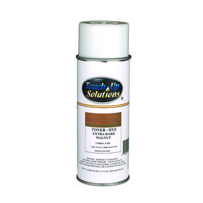 Extra Dark Walnut Toner Solvent Based Aerosol 12 oz