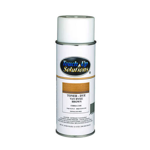 View a Larger Image of TouchUp Aerosol Toner Vandyke Brown 12oz