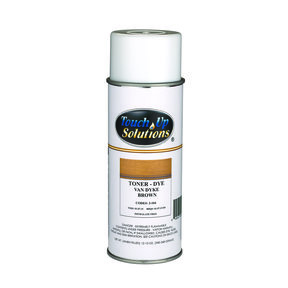 Van Dyke Brown Toner Solvent Based Aerosol 12 oz