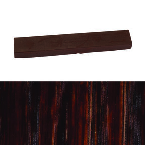 Dark Red Mahogany Burn In Stick
