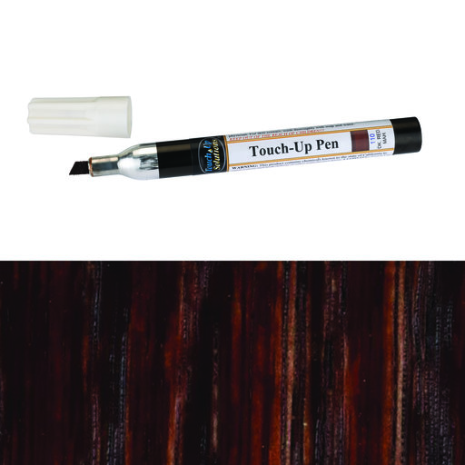 View a Larger Image of TouchUP Pen Dark Red Mahogany