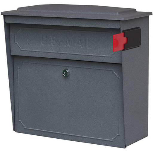 View a Larger Image of Townhouse Mail Boss, Granite