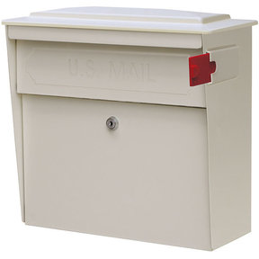 Townhouse Mail Boss, White