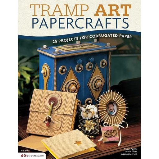 View a Larger Image of Tramp Art Papercrafts