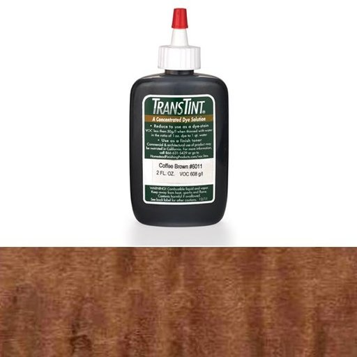 View a Larger Image of Trans Tint Coffee Brown
