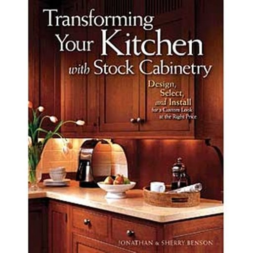 View a Larger Image of Transforming Your Kitchen with Stock Cabinetry