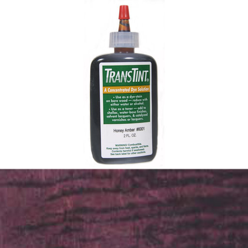 View a Larger Image of Cordovan Transtint Alcohol/Water Soluble Dye 2 oz