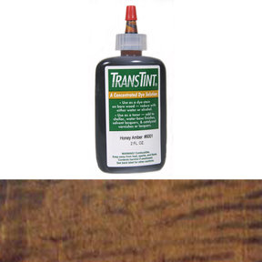 Dark Mission Brown Transtint Alcohol/Water Soluble Dye 1 oz