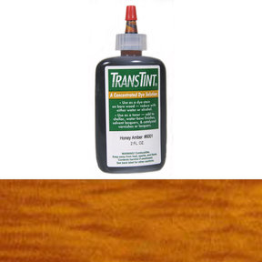 Dark Vintage Maple Transtint Alcohol/Water Soluble Dye 2 oz