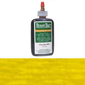 Lemon Yellow Transtint Alcohol/Water Soluble Dye 2 oz