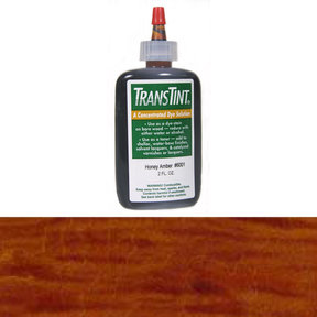 Medium Brown Transtint Alcohol/Water Soluble Dye 2 oz