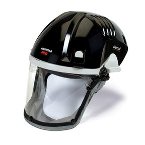 Airshield Pro with Ear Defenders