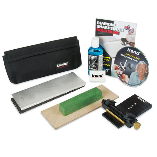 View a Larger Image of Diamond Honing/Polishing Kit