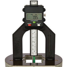 "Digital Depth Gauge - 2-3/8"" Jaw"