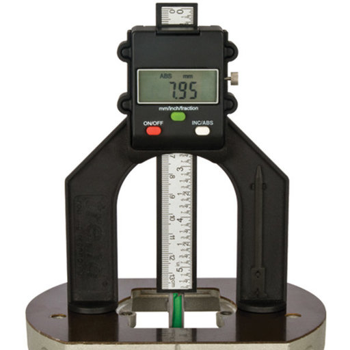"View a Larger Image of Digital Depth Gauge - 2-3/8"" Jaw"