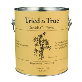 Oil Tried and True Danish Gallon