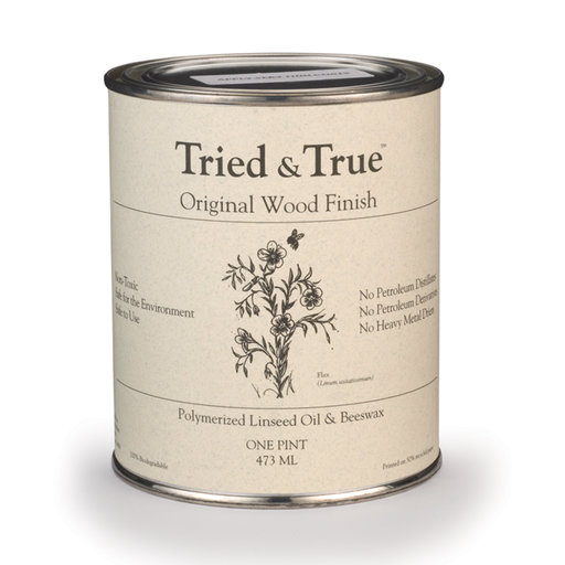 View a Larger Image of Tried & True Original Wood Finish, Pint