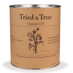 Tried & True Varnish Oil, Quart