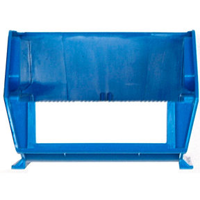 Blue Stacking, Hanging, Interlocking Bins, 24 Ct