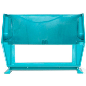 Triton Teal Stacking, Hanging, Interlocking Bins, 24 Cnt