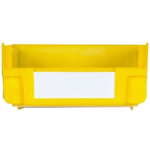 View a Larger Image of Triton Yellow Hanging, Nesting Bins with White Identification Lables, 30 Cnt
