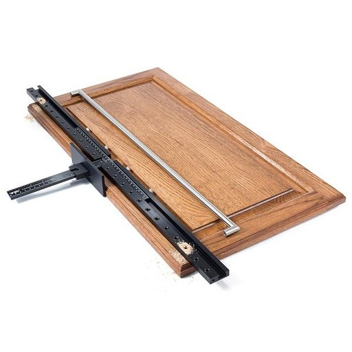 View a Larger Image of Hardware Jig with Line Boring Attachments