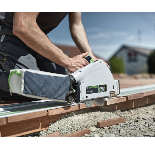 View a Larger Image of TSC 55 REB Plus AS, Cordless Track Saw