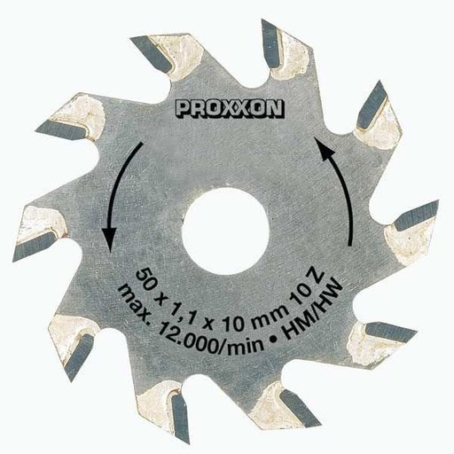 "View a Larger Image of Tungsten Tipped blade for Proxxon KS 115, 2"" diameter"